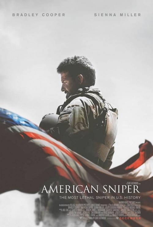 Poster de American Sniper