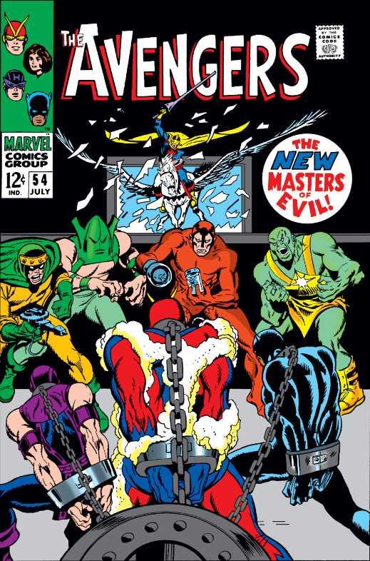 Avengers 54