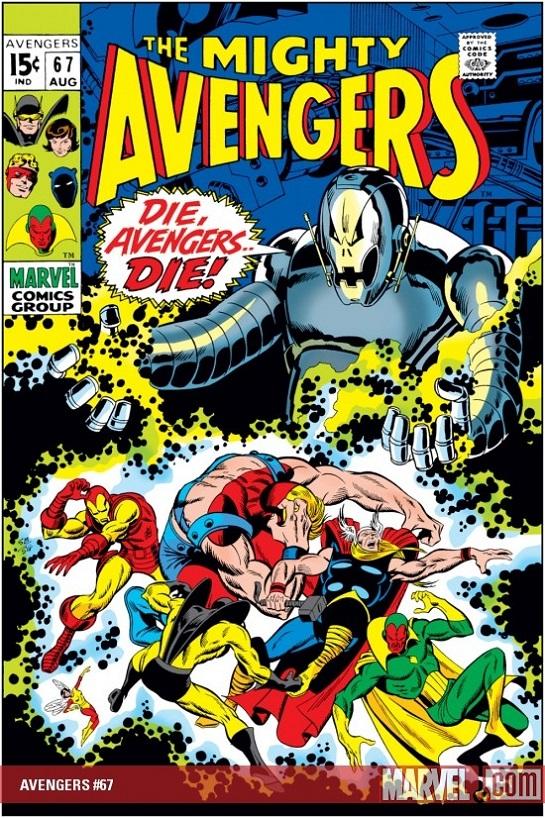 Avengers 67