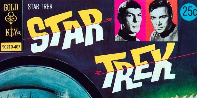 Los cómics de Star Trek de principio a fin