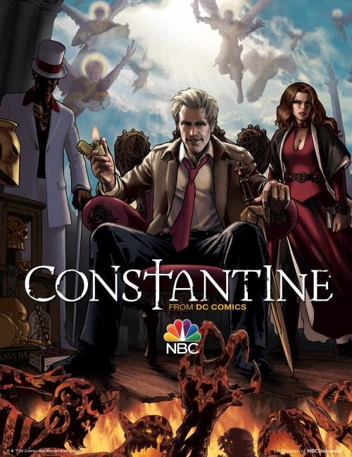 Poster de Constantine