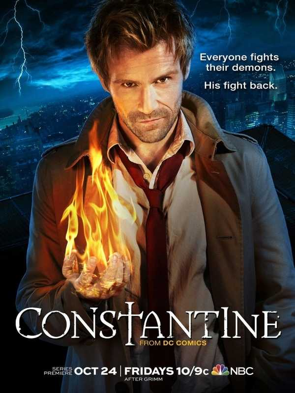 Constantine_serie_poster