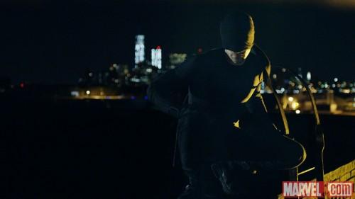 Primera imagen oficial de Daredevil
