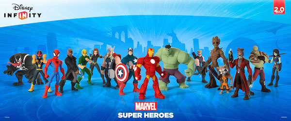Disney Infinity 2.0. Marvel Super Heroes