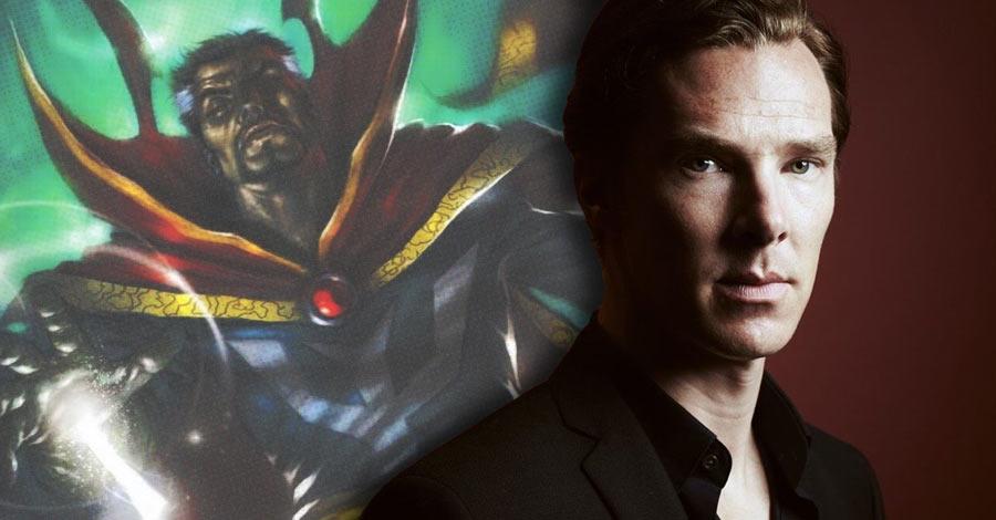 Doctor Extraño Benedict Cumberbatch 2