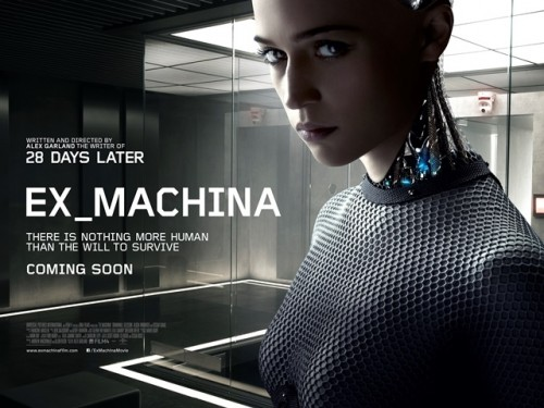 Poster de Ex_Machina