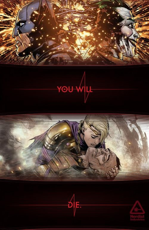 Vosotros moriréis.