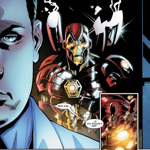 Fantastic Four Iron Man Heroes Reborn