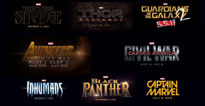ZN Cine – Marvel Studios anuncia su Fase tres
