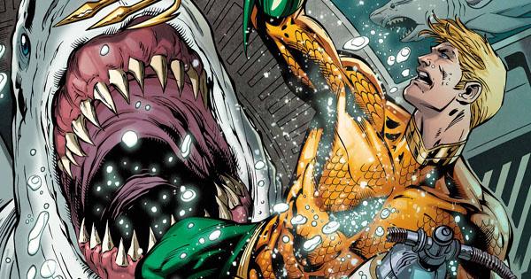Aquaman Núm. 8