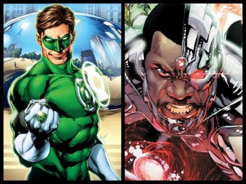 El reboot de Linterna Verde y Cyborg, los siguientes en llegar