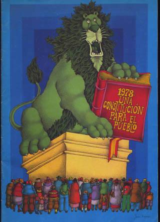 Portada de la obra ilustrada por José Ramón Sánchez