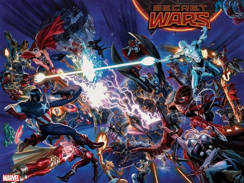 Marvel Secret Wars Jonathan Hickman