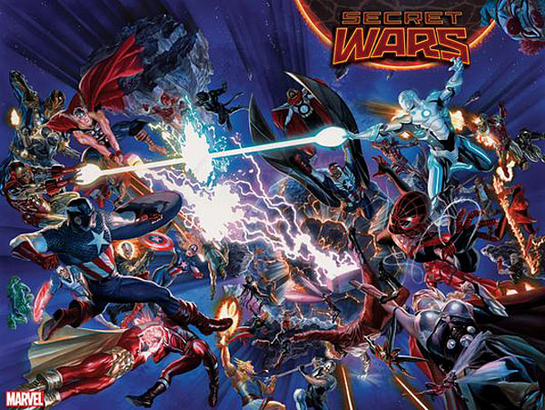 Marvel Secret Wars Jonathan Hickman