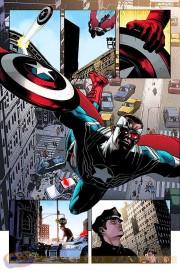 Mighty Avengers Luke Ross Preview 1