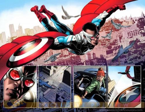 Mighty Avengers Luke Ross Preview 2