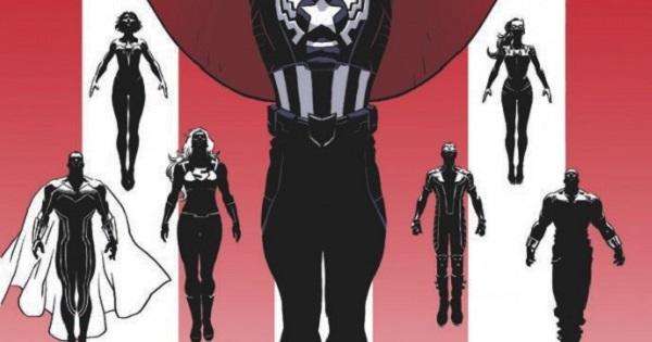 Los Mighty Avengers se relanzan bajo la batuta de Al Ewing y el nuevo Capitán América