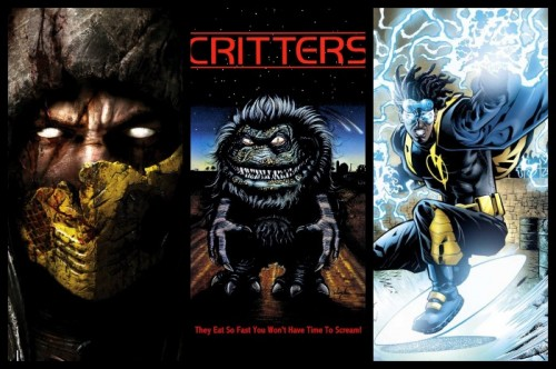 Mortal Kombat, Critters y Static Shock, nuevas series de Warner