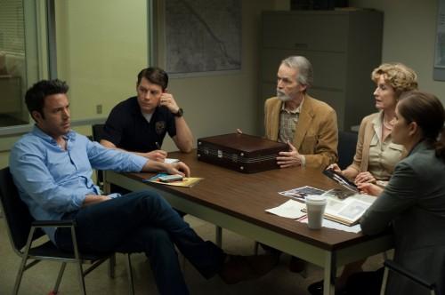 Nick Dunne (Ben Affleck), de víctima a sospechoso