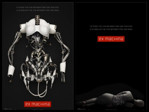Posters de Ex_Machina