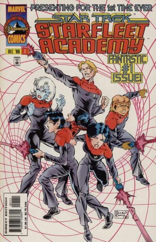 Nog protagonizaría el spin-off Starfleet Academy