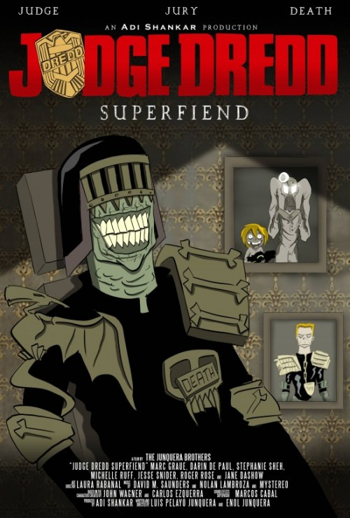 Póster de Superfiend