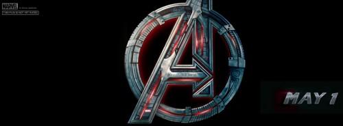 Logo oficial de Los Vengadores: La Era de Ultrón