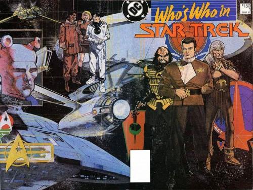 Who's Who in Star Trek fue una serie de especiales donde se profundizaba en los personajes de Televisión