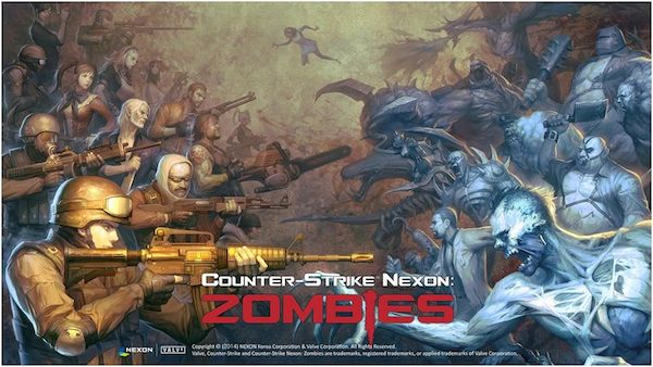 Counter-Strike Nexon: Zombies / Gratis en STEAM.