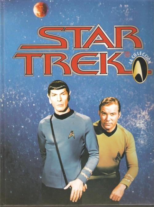 La colección de Star Trek de PlanetaDeAgostini