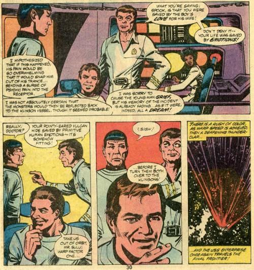 La influencia de la primera película es evidente en la primera serie de Marvel