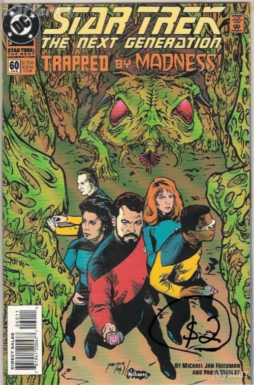 Star Trek: TNG sería un complemento interesante para la serie