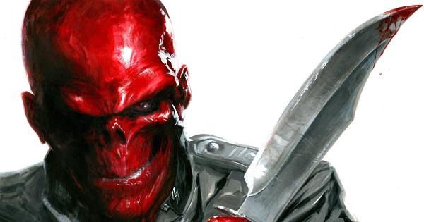 Cráneo rojo: el primer gran supervillano de Marvel