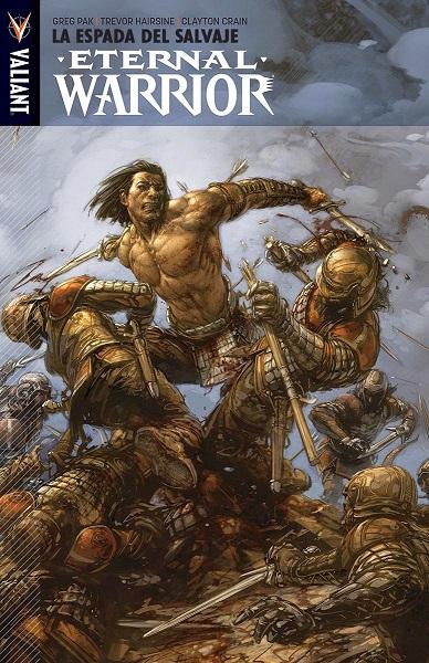 Aleta Eternal Warrior