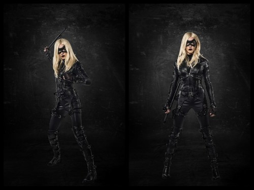 Black Canary, versión Arrow