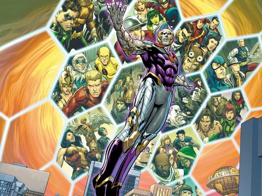 Convergence DC Comics