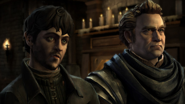 Ramsay ¿a alguien le apetece un frankfurt? Bolton / Game Of Thrones: Iron From Ice / Telltale Games