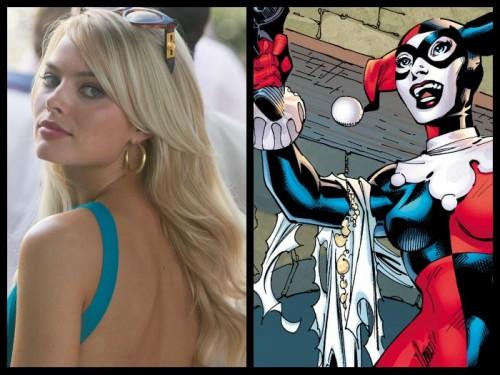 Margot Robbie, la más que probable Harley Quinn del Escuadrón Suicida