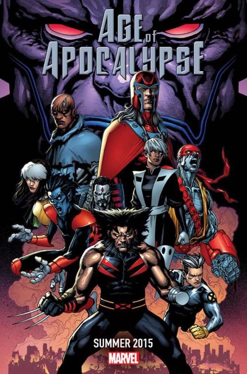 Marvel teaser 10 Age of Apocalypse