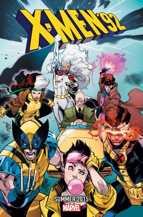 Marvel teaser 15 X-Men 92