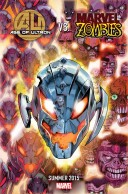 Marvel teaser 2 Age of Ultron Marvel Zombies