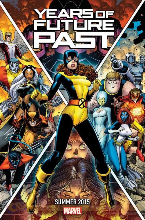 Marvel teaser 3 Dias del Futuro Pasado