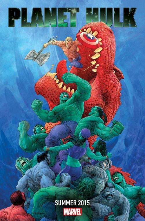 Marvel teaser 4 Planet Hulk