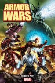 Marvel teaser 5 Armor Wars