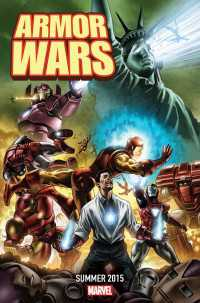 Marvel teaser 5 Armor Wars