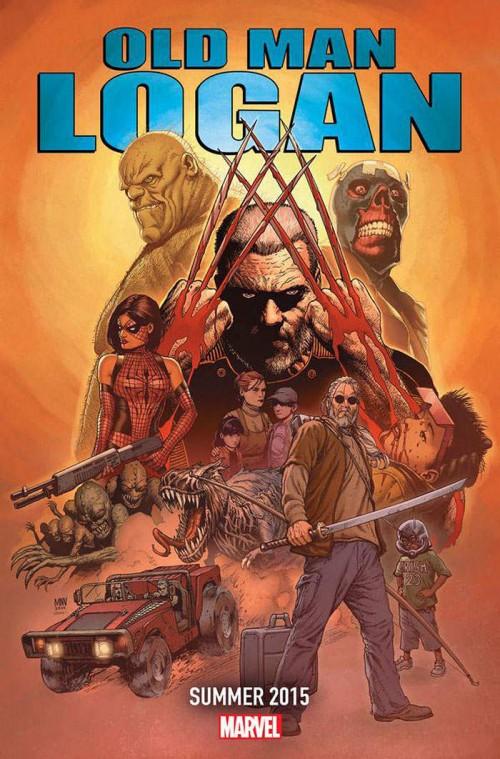 Marvel teaser 8 Old Man Logan
