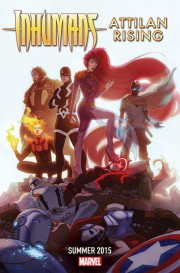 Marvel teaser 9 Attilan Rising