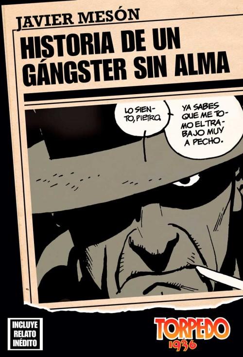 Portada del libro Gangster sin alma