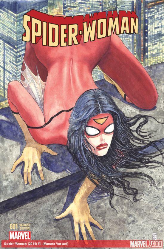 Spider-Woman_1_Milo_Manara_letras