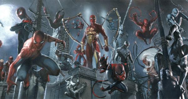 Quién es quién: Los 1001 Spider-Mans infinitos de Spider-verse